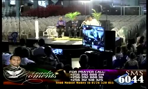 Miracle moments 6 march 2014  by Pastor Robert Kayanja