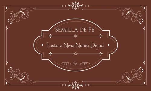 Llenura del Espíritu santo- Semilla de fe Pastora Nivia Nuñez Dejud.mp4