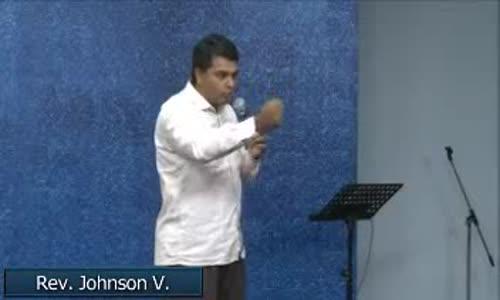 The inner Faith - Malayalam Christian Sermon by Rev Johnson V