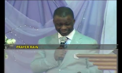 Power Must Change Hands-2012(PRAYER RAIN) by Dr Daniel Kolawole Olukoya 1