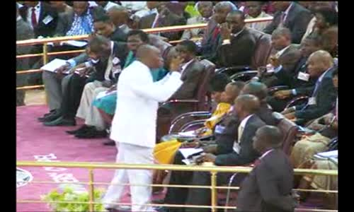 Shiloh- The Spirit of Power by Bishop David Oyedepo 2