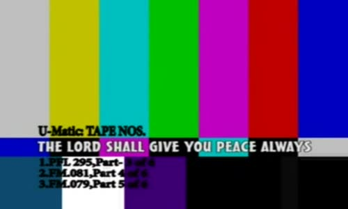 The Lord shall give you peace always part 2 Archbishop Benson Idahosa