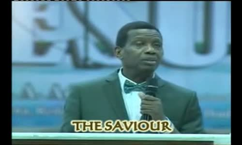 Convention 2013-JESUS Series by Pastor E A Adeboye- RCCG Redemption Camp- Lagos Nigeria 1