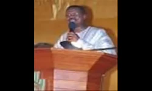 Pastor Mensah Otabil - As a man thinks