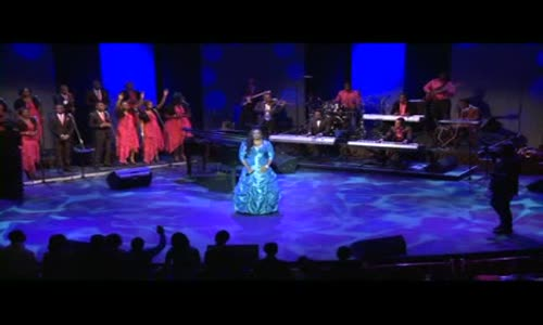 Shout It Loud- Nigeria Christian Music  Video  by Sinach Live (3)