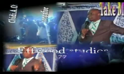 REV  CHIDI OKOROAFOR - TAKE ME BACK TO MY KNEES PART 1 -
