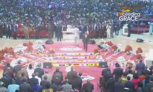 Shiloh 2013  December 2013- Commanding Exceeding GRACE- Through Divine  Guidance -First Message- by  Bishop David Abioye