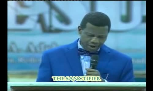 Convention 2013-JESUS Series by Pastor E A Adeboye- RCCG Redemption Camp- Lagos Nigeria 2