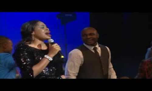 Shout It Loud- Nigeria Christian Music  Video  by Sinach Live (7)
