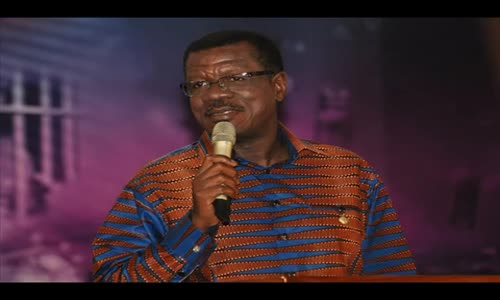Pastor Mensa Otabil WORTH-Ship
