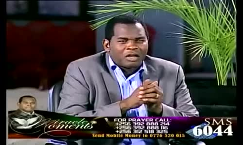 Miracle moments 11 March 2014  by Pastor Robert Kayanja