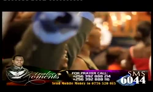 Miracle Moments 11 june 2013  by Pastor Robert Kayanja