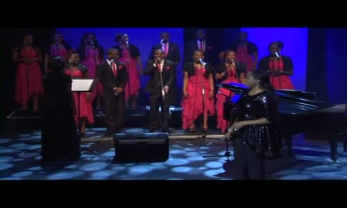 Shout It Loud- Nigeria Christian Music  Video  by Sinach Live (6)
