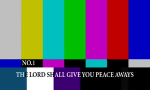 The Lord Shall give you Peace Always 2 by Arch Bishop Benson Idahosa