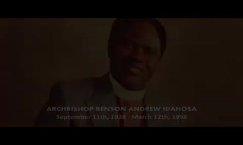The Legacy Of Archbishop Benson Idahosa