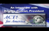 Brigitte Gabriel Interview, A survivor of Islamic terror warns America!.mp4