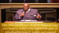 Bishop Charles E Bonds - @ Fairfield Baptist Church Pt 1.flv