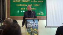Pastor Robert Karthak preaching at Hounslow nepali fellowshippart 2