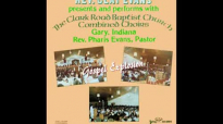 Clay Evans and the Clark Road Baptist Church Combined Choirs - One More Time (1980).flv