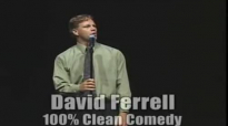 DAVID FERRELL Standup Comedian Video