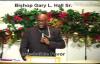 Irresistible Favor - 12.31.14 - West Jacksonville COGIC - Bishop Gary L. Hall Sr.flv