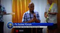 Gods Creative Purpose for our Lives Rev Suliasi Kurulo