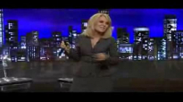 YASMIN MITCHELL INTERVIEWS RECORDING ARTIST AMY RUSHES - TBN NYC.flv