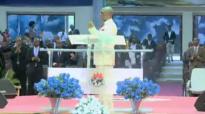 Bishop OyedepoImpartation @YouthAlive Easter Camp2015