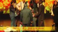 Prophet Manasseh Jordan - must see Prophetic Fire Falls on people.flv