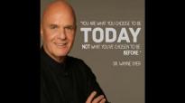 Dr. Wayne Dyer - Manifesting Your Destiny - 1 of 6.mp4