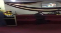 Nyan Boateng at Global Revival Ministries.flv