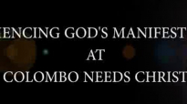 A Gist of God's Glory at the Colombo Miracle Service (25th February 2015)