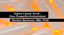 Alpha Lipoic Acid One Powerful Antioxidant!