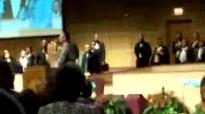 Bishop Lambert W. Gates Sr. @ Apostolic Faith Church.flv