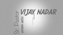 Sr. Ps. Vijay Nadar - Power of Correction - Part 1.flv