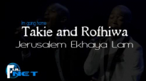 Takie and Rofhiwa - Jerusalema Ekhaya Lam.mp4