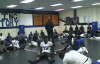 Edward Long speaking at Stephenson High School Football chapel.mp4