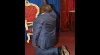 Pasteur Barutti kasongo comment recevoir le saint esprit