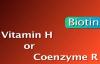 Health Benefits of Biotin
