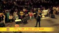 Prophet Manasseh Jordan - Must see Thousands Receive Prophetic Miracle Fire.flv