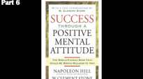 W. Clement Stone and Napoleon Hill - Success Through A Positive Mental Attitude #6.mp4