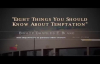 Bishop Charles E Blake Eight Things You Should Know About Temptation