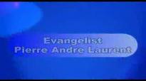 Pierre Andre Laurent at Ebenezer Haitian Baptist in Philadelphia Part I.flv