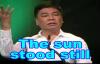The sun stood still  Pastor Ed Lapiz