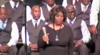 Pastor Kim Burrell sings Father I Stretch at Windsor Village.flv