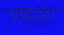 Audio Jesus, What A Companion_ Rev. Clay Evans & The Ship.flv