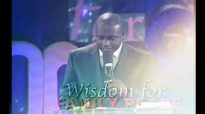 Wisdom for Family Peace Series by Dr David Ibiyeomie 3