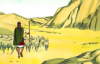 Animated Bible Stories_ Moses And The Burning Bush-Old Testament Created by Minister Sammie Ward.mp4