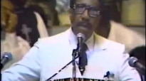 Rev. Clay Evans - A Dying Wish Respected.flv