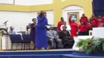 Le'Andria Johnson_ Pt2of3 @ Shirley Caesar_Mt Calvary Word Of Faith - RaleighNC.flv